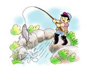 渓流釣りを始めたい初心者