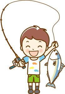 子供用釣竿セット