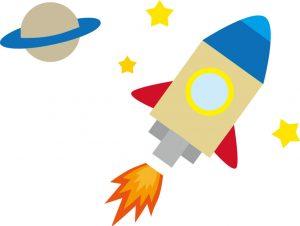 ワクワク感でモチベーションアップ!仕事でロケットスタート